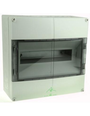IP65 MCB Enclosure, 14 Way
