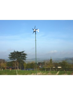 Small Scale Wind Generators for Off-Grid Power Systems