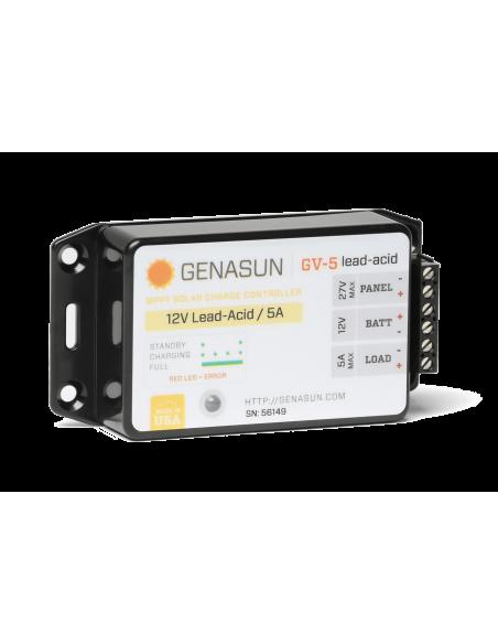 Genasun GV5 Lead Acid Solar Controller