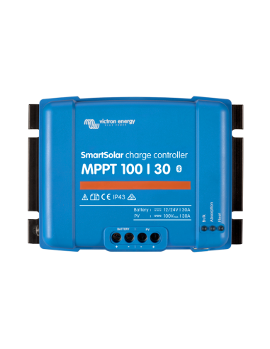 Victron SmartSolar 100/30 MPPT Charge Controller