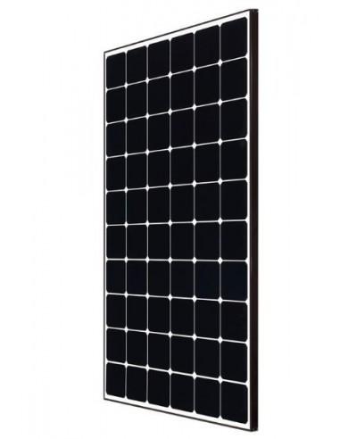 LG Neon2 Solar PV Panel 370W (side)
