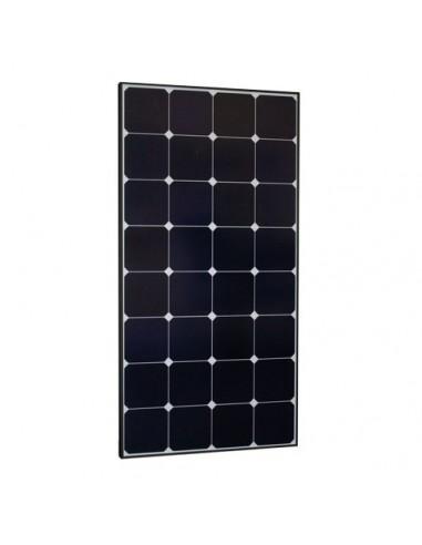 SunPeak 110W solar panel with Sunpower cells