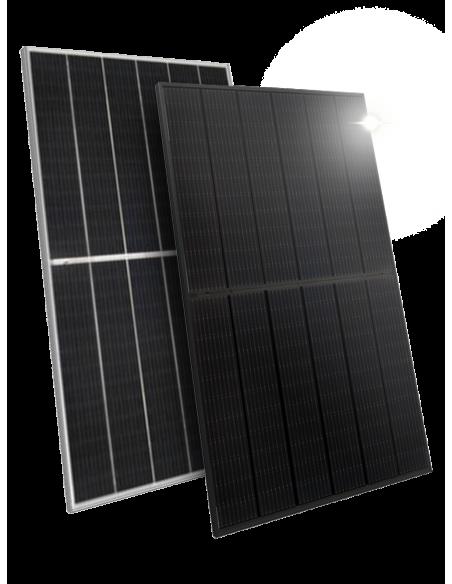 Jinko Black & Silver Framed Solar PV Panels