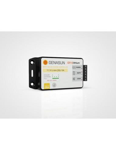 Genasun GV5 Lithium Solar Controller,...