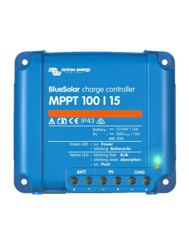Victron BlueSolar MPPT Charge Controller 15A
