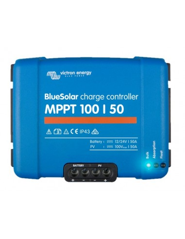 Victron BlueSolar 100/50 MPPT Charge Controller