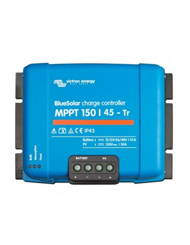 Victron Bluesolar 150/45 MPPT Charge Controller