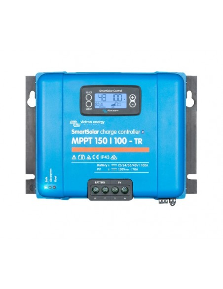 SmartSolar MPPT Charge Controller 100A