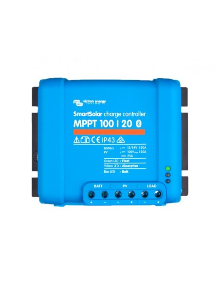 Victron SmartSolar MPPT Charge Controller 20A