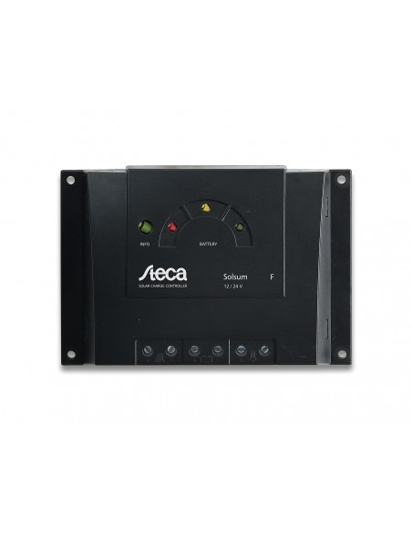 Steca Solsum 6.6F Charge Controller