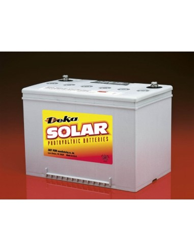 MK Batteries Solar Gel 12V, 70Ah