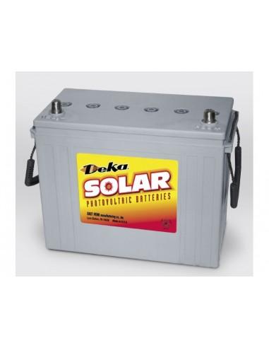 MK Batteries Solar Gel 12V, 137Ah