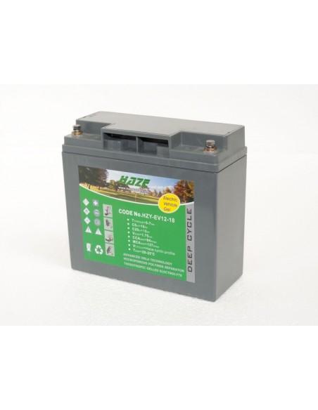 Haze Gel Battery 12V, 18Ah