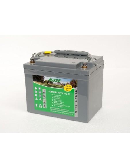 Haze Gel Battery 12V, 33Ah