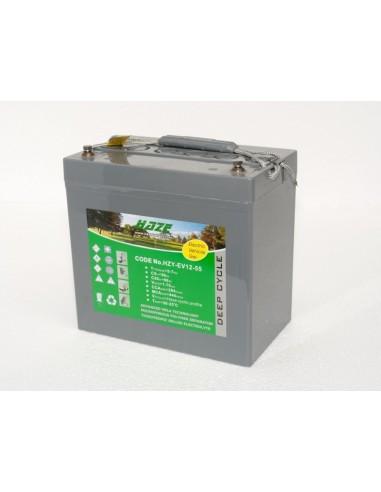 Haze Gel Battery 12V, 55Ah