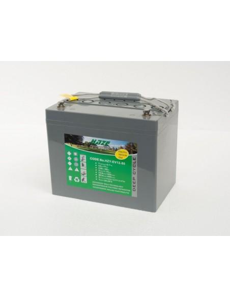 Haze Gel Battery 12V, 80Ah