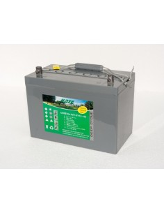 Deep Cycle Batteries for Off-Grid Power - GEL, AGM, Lead Carbon