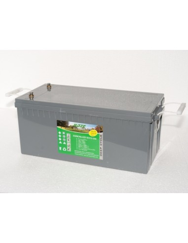 Haze Gel Battery 12V, 200Ah