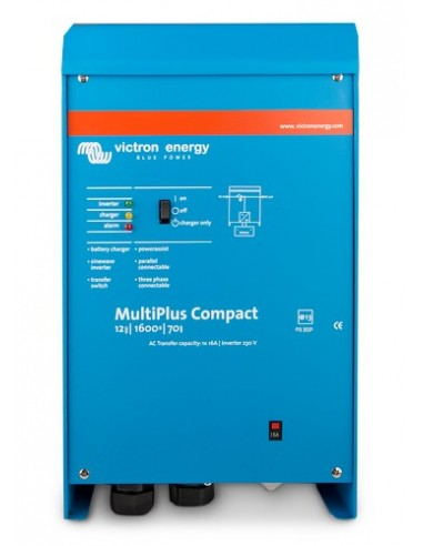 Victron MultiPlus C 1600VA Inverter Charger