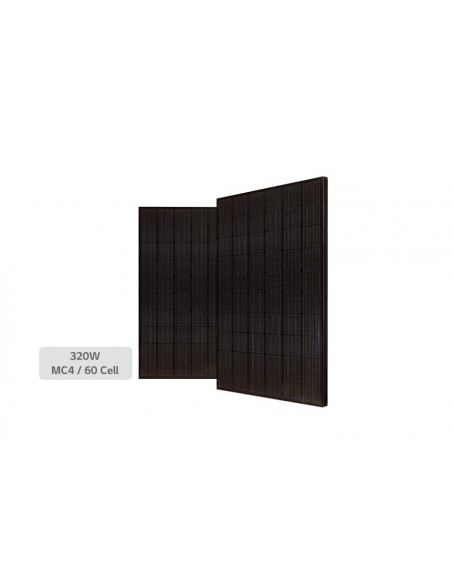 LG Neon2 Solar PV Panel 320 Wp group image