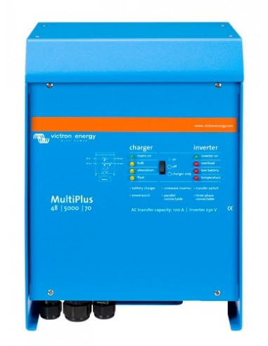 Victron MultiPlus 5000VA Inverter Charger