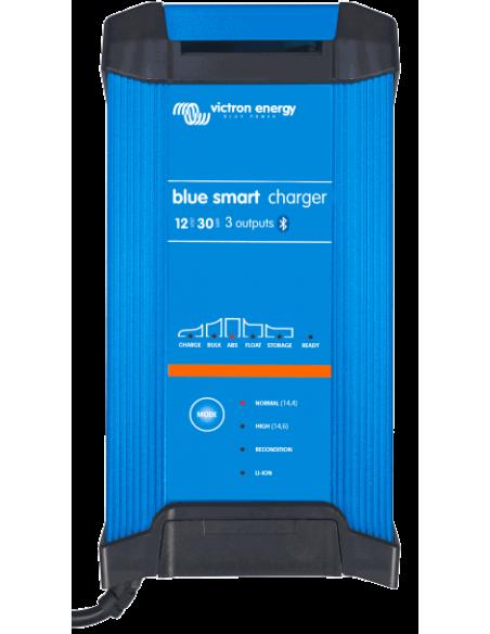 Blue Smart Battery Charger 3 Outputs, 12V 30A / 24V 16A