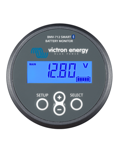 Victron BMV-712 Smart Battery Monitor with Bluetooth