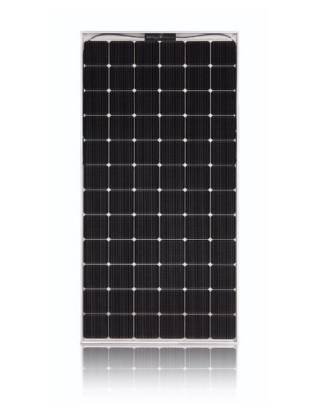 LG Bifacial Solar PV Panel 390-507 Wp from front
