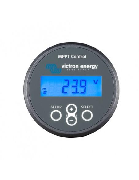 Victron MPPT Control Digital Display