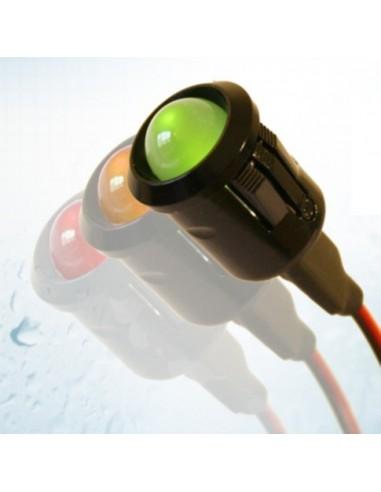LED Battery Voltage Indicator 12V / 24V
