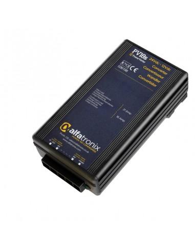 Alfatronix DC to DC Converter 18A, 24V-12V