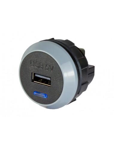 Alfatronix 12-24V DC to 5V USB Converter 2.1A