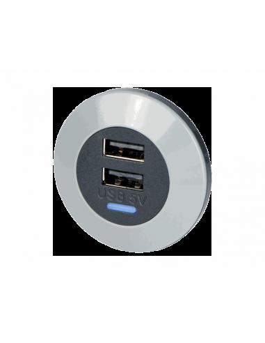 Alfatronix 12-24V DC to 5V USB Converter 3A