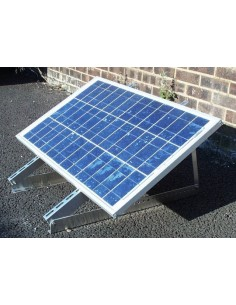 Solar PV Mount, Adjustable, 1 Medium Panel