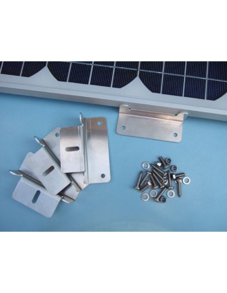 Solar PV Panel Mounting Brackets, x4