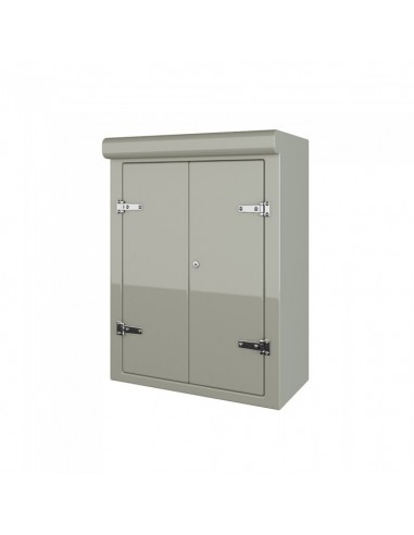 GRP Battery & Control Cabinet - VR5