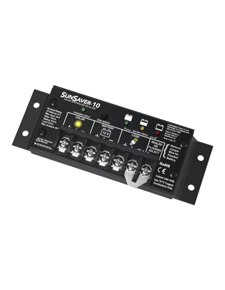 Morningstar Sunsaver 10A PWM Solar Controller