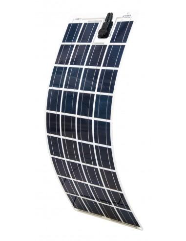 Activesol Ultra Flexi Marine Solar PV Panel - 36W (side)