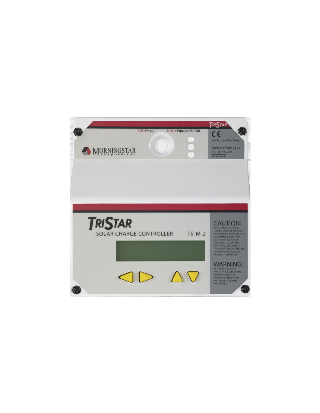 Alternative & Solar Energy Morningstar Tristar Digital Meter Ts-m-2 Home Improvement