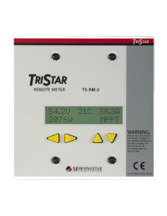 Morningstar Remote Tristar...