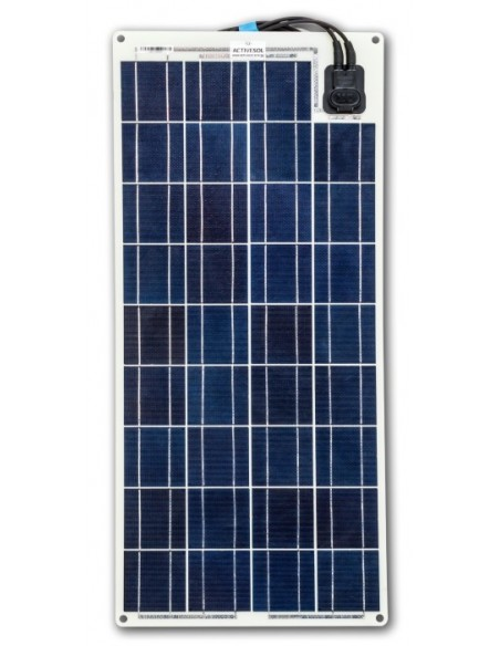 Activesol Ultra Flexi Marine Solar PV Panel - 36W (front)