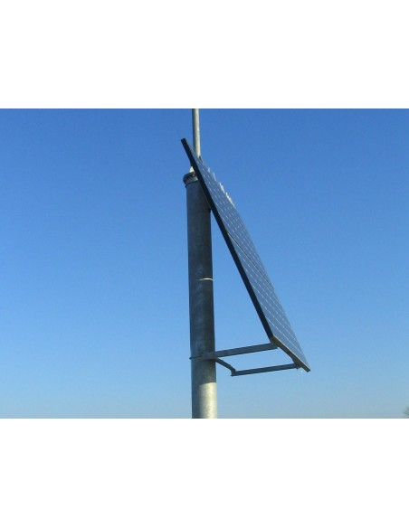 Solar PV Post Mount Bracket, 2x Large Panels