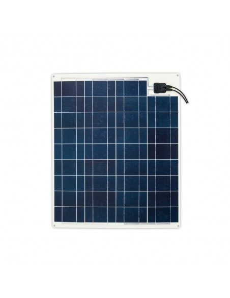 Activesol Ultra Flexi PV Panel - 75 Wp front face