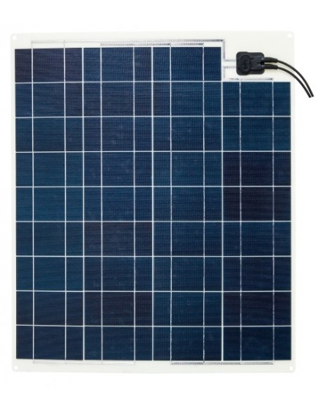 Activesol Ultra Flexi PV Panel - 75 Wp from front