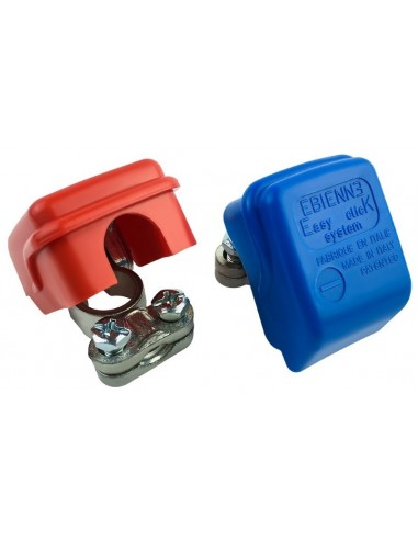 Quick Release Battery Terminals