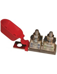 Battery Terminal Fuse Clamp - Dual Post