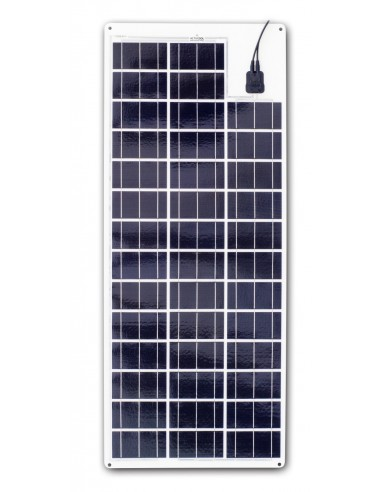 Activesol Ultra Flexi Marine Solar PV Panel - 90W (front)