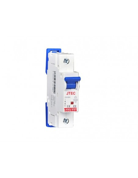 JTEC Single Pole MCB Circuit Breaker
