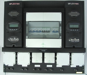 pre-wired solar pv control panel