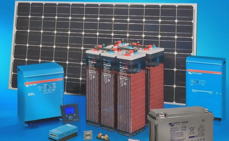 complete off grid solar panel kits